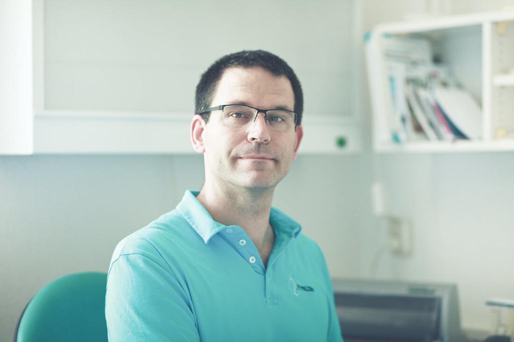 Arthrosetherapie Berlin - Dr. Völker im Portrait