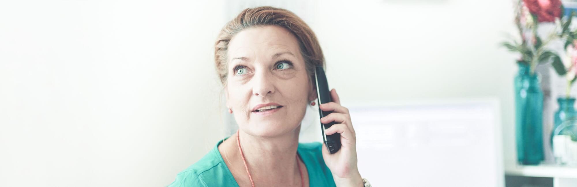 Arthrosetherapie Berlin - Dr. Völker - Slider Online-Terminvergabe